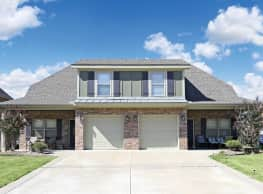 Willowbrook Duplexes - Fort Smith