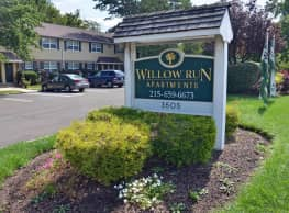 Willow Run - Willow Grove