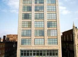 Packard Motor Car Building - Philadelphia