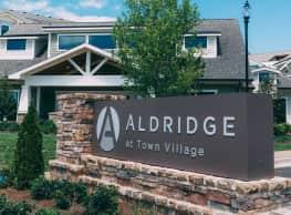 Aldridge at Town Village - Marietta