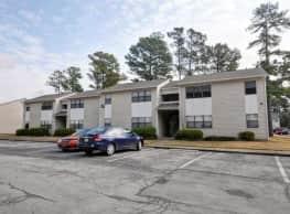 Park West Apartments - Jacksonville