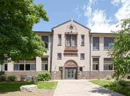 Roosevelt School Apartments - La Crosse