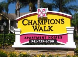 Champions Walk - Bradenton