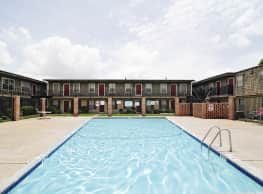 The Park Apartments - Corpus Christi, TX 78413