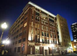 Block 2 Lofts - Little Rock