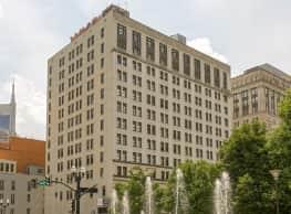 The Stahlman Building - Nashville