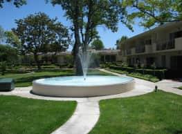 Gardens of Fontainbleu - Cupertino