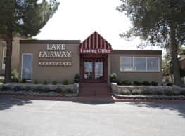 Lake Fairway - El Paso