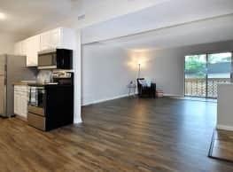 Foote Hills Apartments - Grand Rapids