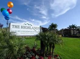 The Highland Luxury Condominium Homes - San Marcos