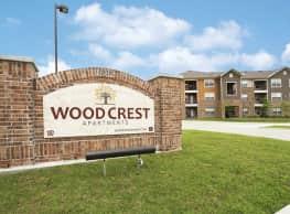 The Woodcrest Apartments - Baton Rouge