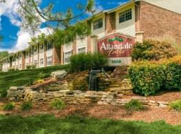 Allandale Falls - Kingsport