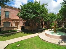 Tuscany Luxury Townhomes - Laredo