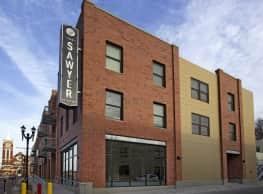 The Sawyer Building - Council Bluffs