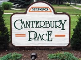 Canterbury Place Apartments - Westlake