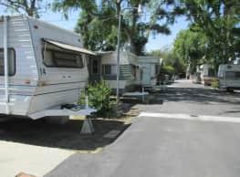 Shady Lane Trailer Park - El Monte