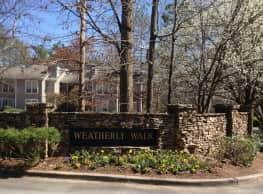 Weatherly Walk - Fayetteville