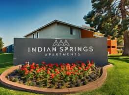 Indian Springs - Mesa