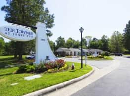 The Townes At Jones Run - Newport News