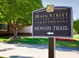 Main Street On The Monon Apartments - Carmel