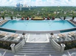 The Ivy River Oaks Apartments - Houston