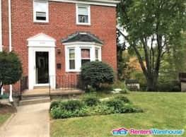 Spacious EOG 3BR 2BA Row Home in Lake Walker - Baltimore