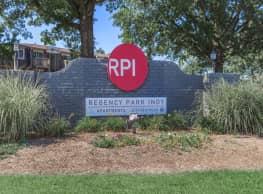 Regency Park - Indianapolis