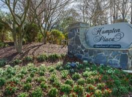 Hampton Place Apartments - Columbus