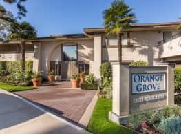 Orange Grove Apartments Garden Grove Ca 92840