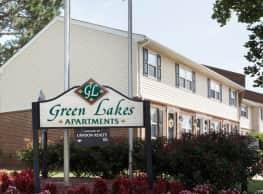 Green Lakes Apartments - Virginia Beach
