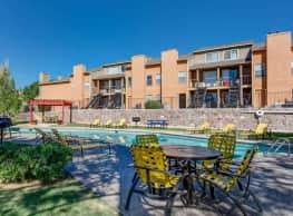 Indian Springs - El Paso