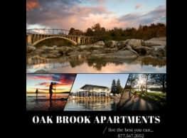 Oak Brook Apartments - Rancho Cordova