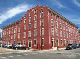 Shockoe Center Apartments - Richmond