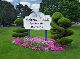 Melrose Place and Possum Park Apartments - Newark
