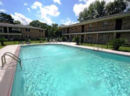 Park Regency Apartments - Baton Rouge