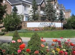 Aspen Ridge Apartments - Aurora