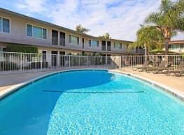 Playa Mediterranean Apartment Homes - Huntington Beach