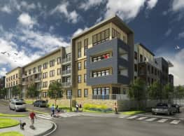 the Red Apartments - Cincinnati