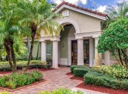 The Park at Turtle Run Apartments - Coral Springs