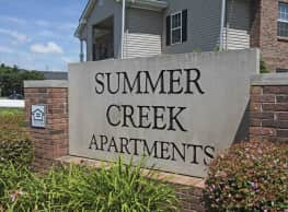 Summer Creek - La Vergne