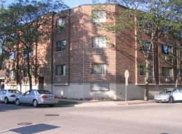 Library Park Apartments - Kenosha
