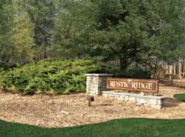 Rustic Ridge - Rockaway Township