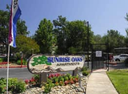 Sunrise Oaks - Citrus Heights