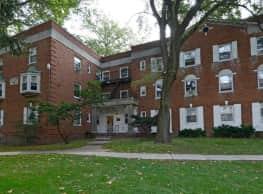 Colonial Gardens Apartments - Trenton