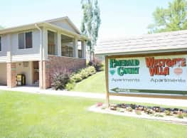 Emerald Court Apartments - Iowa City