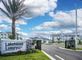 Lakehouse Luxury Apartments - Plant City