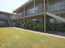 Greystone Apartments - Tulsa, OK 74135