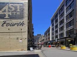East Fourth Street Neighborhood - Cleveland