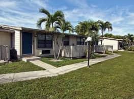 Centre Lake - North Miami
