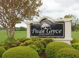 Pecan Grove - Walls